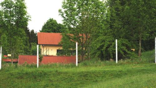 Schießhaus Westansicht